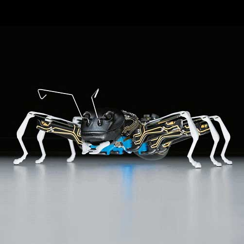 3dp Bionic-Ant feature