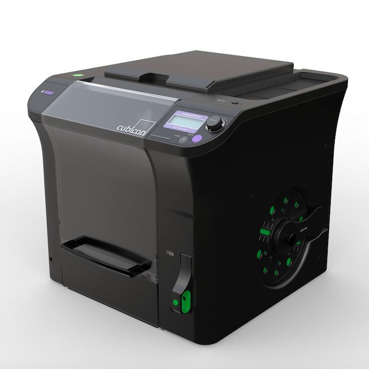 "iMakr Launches Cubicon: the 3D Printer that ""Just Prints"""