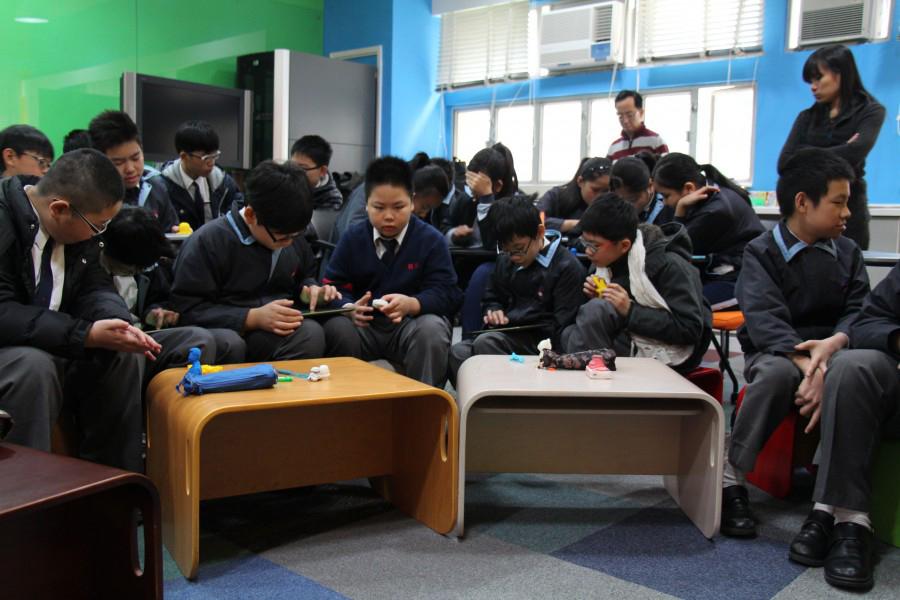 Makers Empire 3D printing class in Hong Kong