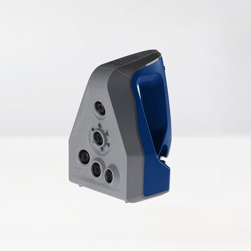 Space-Spider from Artec for 3D scanning for 3D printing