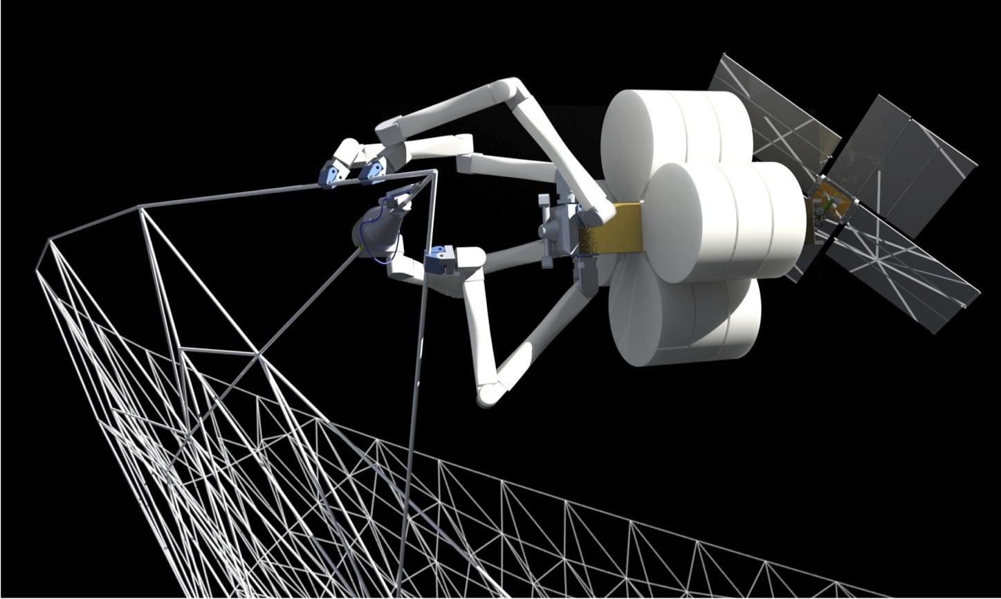 3D Printing In The Vacuum Of Space