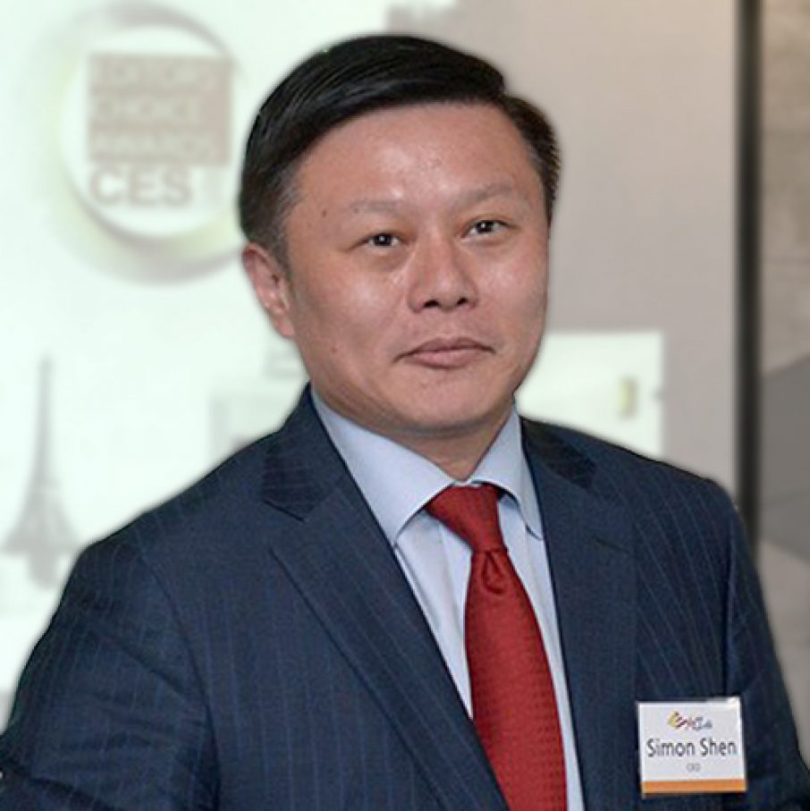 interview w printing s simon shen d printing industry executive interview simon shen ceo of printing s new kinpo group