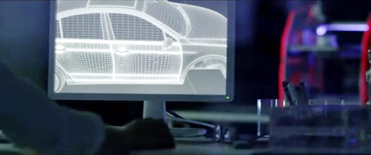 VW_Passat uses 3Dgence 3D printers