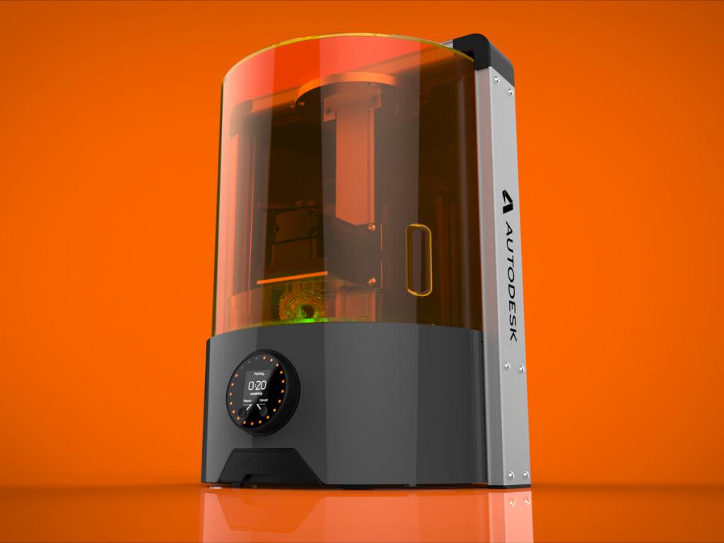 autodesk ember 3D printer milan design week arthesis