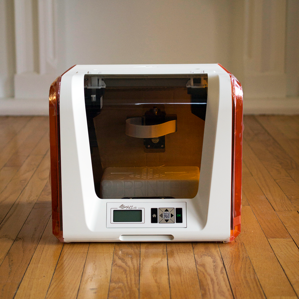 da vinci jr 3D printer review from xyzprinting