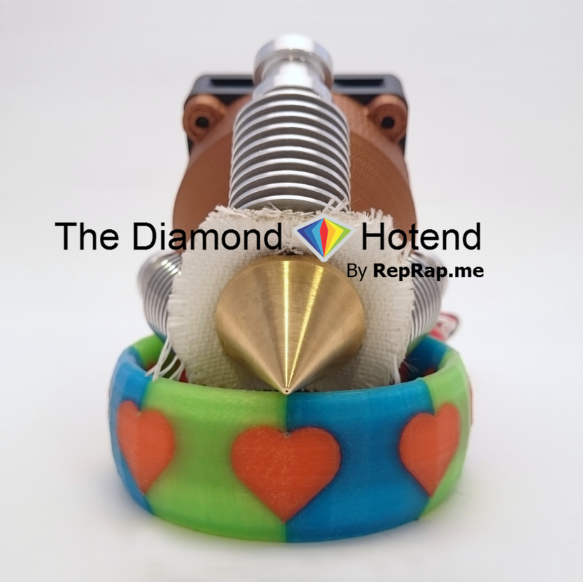 diamond hotend feature
