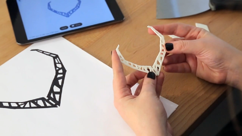 Just draw 3d print with shape maker 3d printing industry for 3d diagram maker online