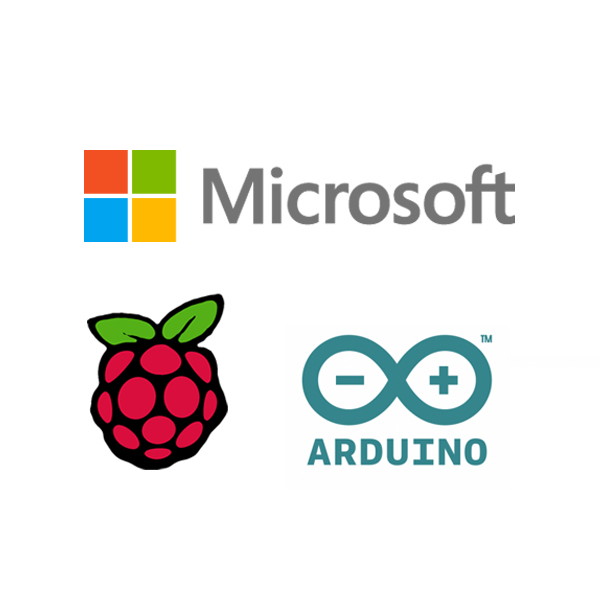 microsoft partners with arduino and raspberry pi for 3D printing