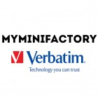 One Week Left to Enter Verbatim and MyMiniFactory's 3D Printing Contest