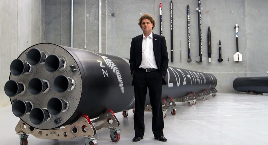 peter beck 3D printed electron rutherford rocket