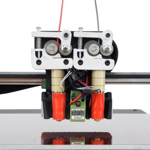 printrbot dual extruder for metal 3D printer