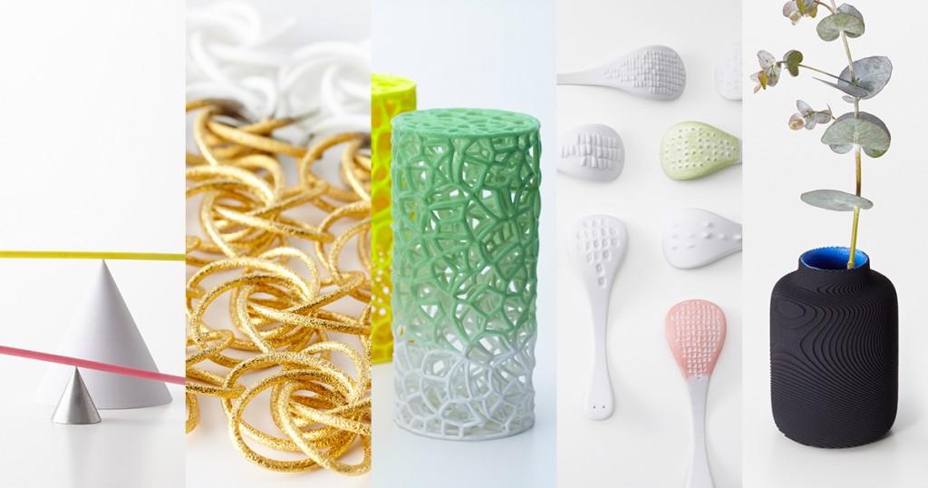 rinkak 3D printing at milan design week