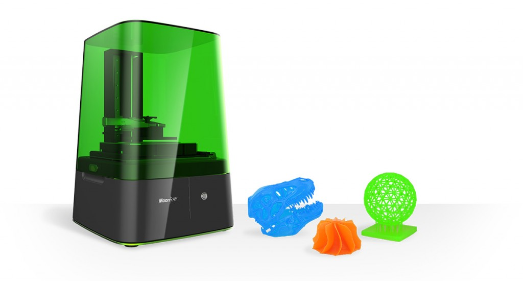 sprintray's moonray 3D printer