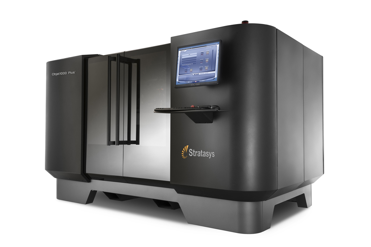 stratasys objet 1000 plus 3d printer