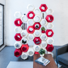 SuperMod: Not Your Ordinary 3D Printed Wall