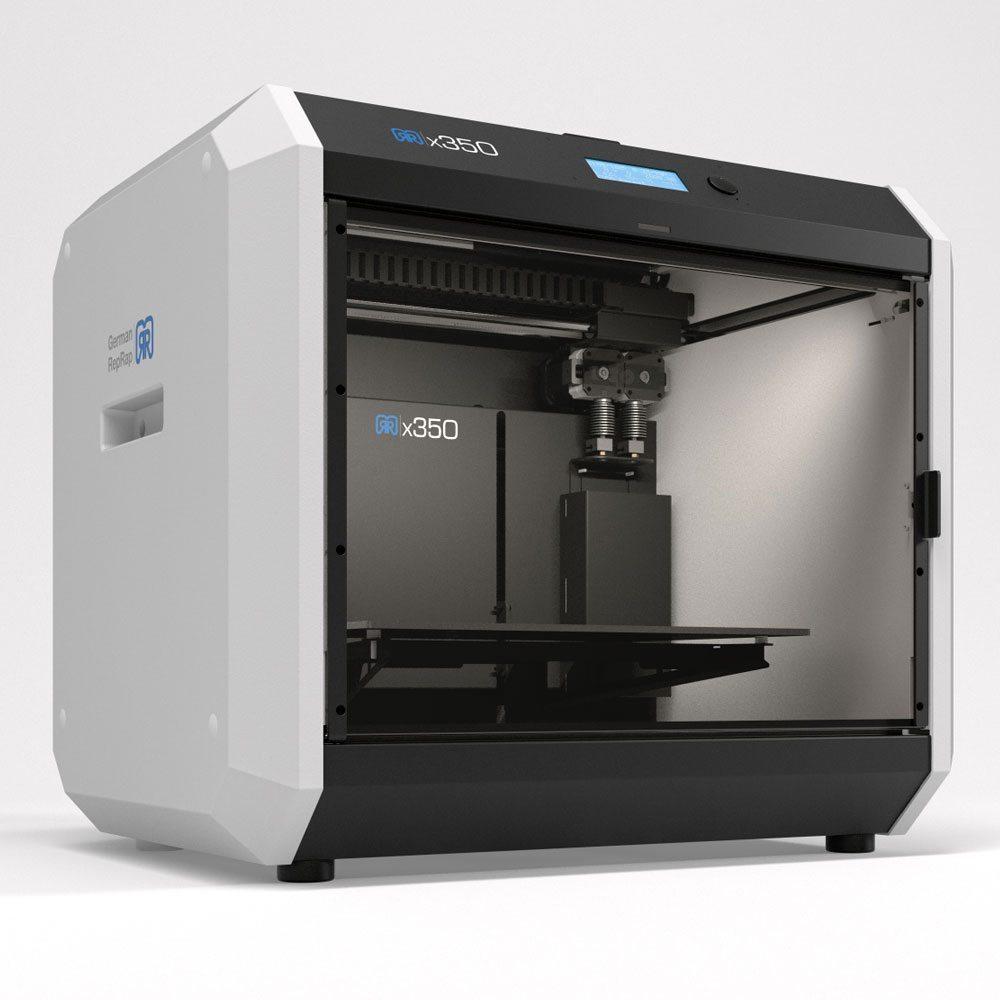 German RepRap's New X350 3D Printer