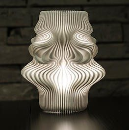 Xuberance's 3D Printed Lamps Light Up Milan Design Week