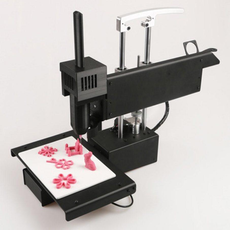 Bocusini Plug & Play Food 3D Printer