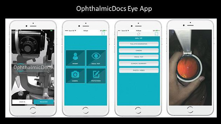 3d Printed Retinal Imaging Device 3d Printing Industry