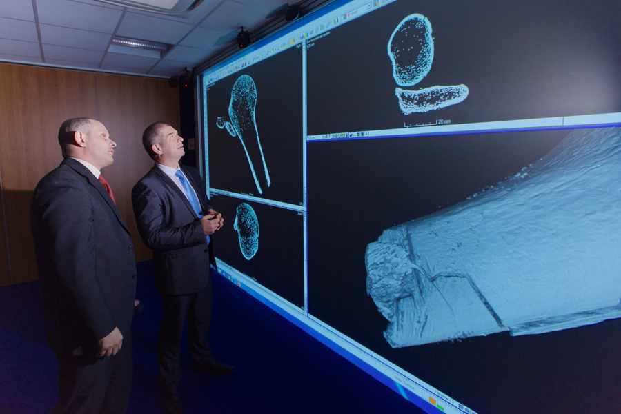 3D printing murder evidence virtual display