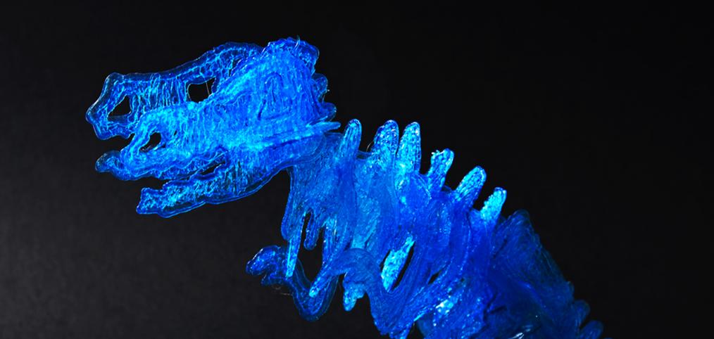 3Dsimo 3D printing pen dino