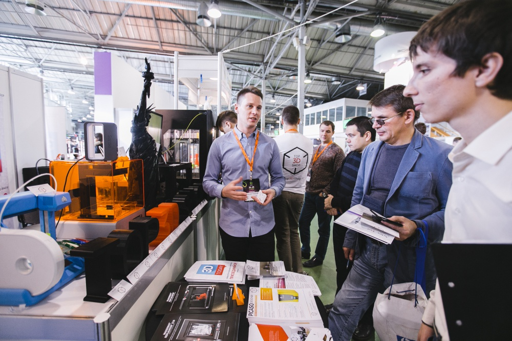 D Printing Exhibition Singapore : D print expo in st petersburg printing industry