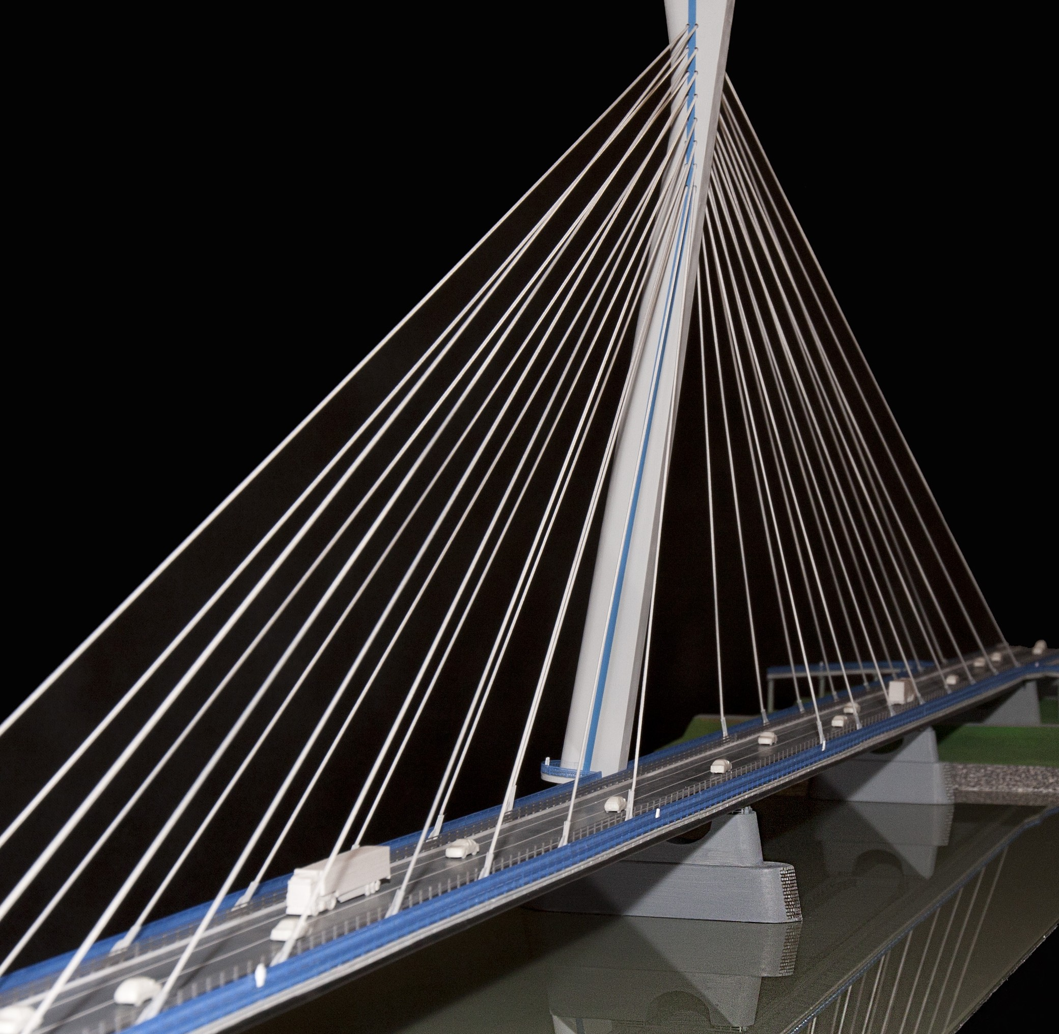 3D Printed Bridge on the Danube Metaphorically Unites Slovakia and Hungary