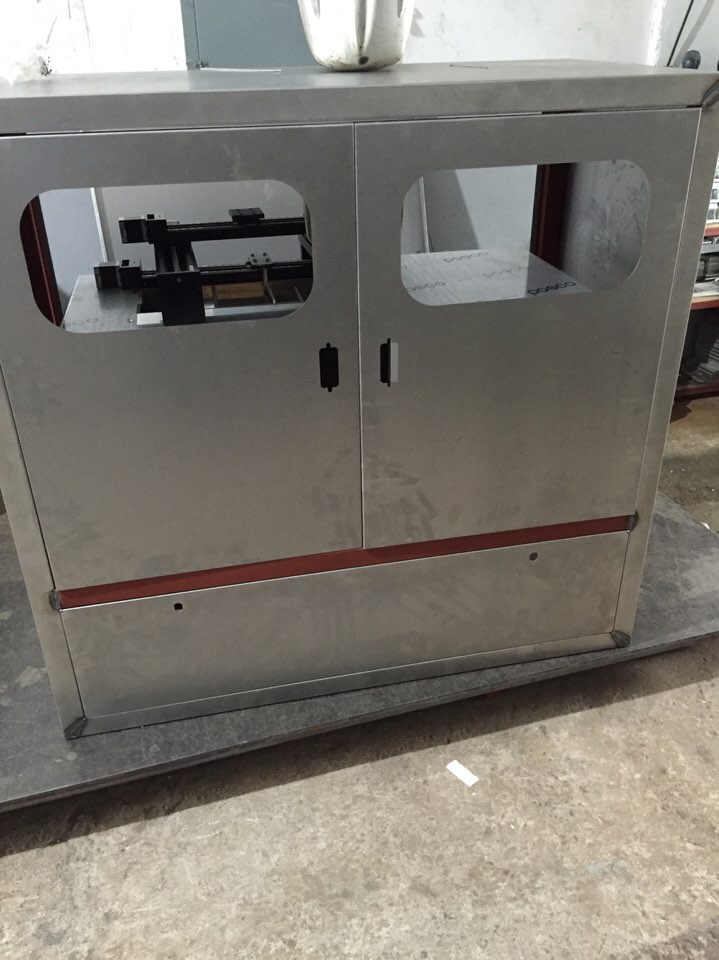 Unfinished new SLS machine (2)