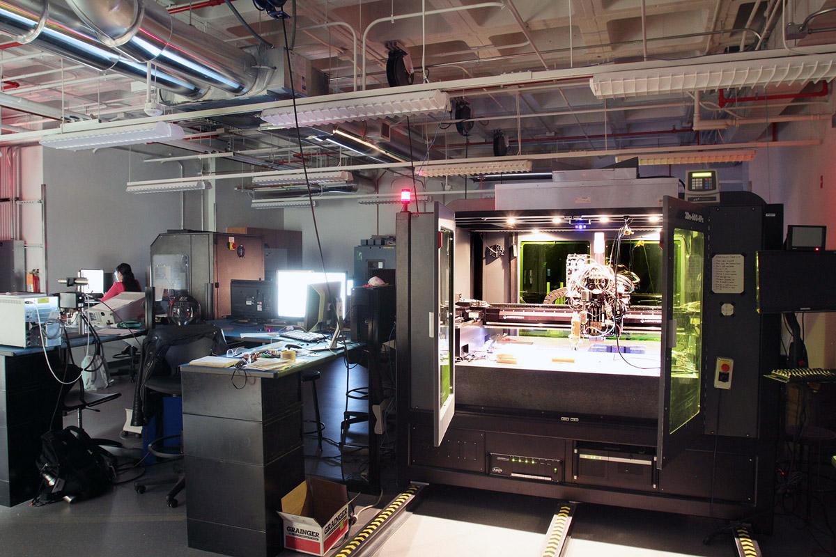 america makes satellite center at utep 3D printing