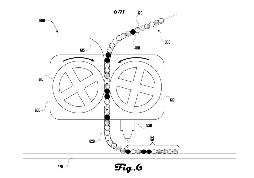 andres bienzobas full-color 3D printing patent diagram