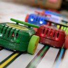 Cannybots to Kickstart 3D Printed Racing Robots in the Classroom