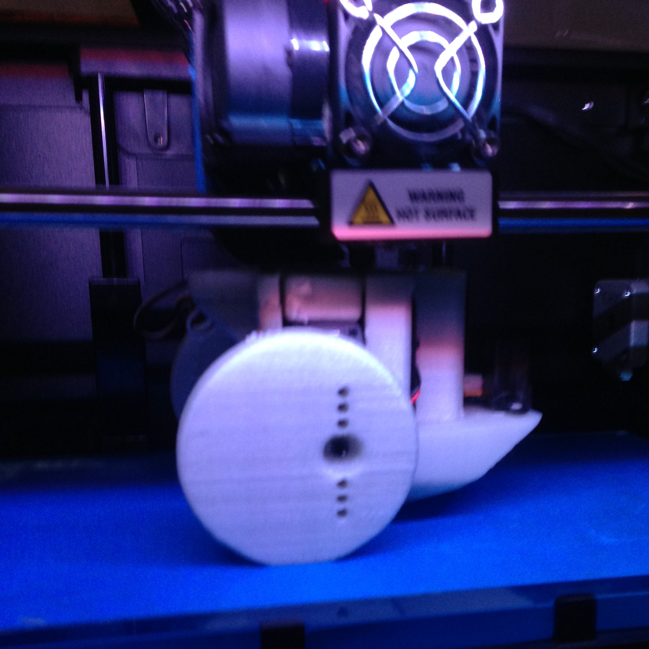 3D Print a Robot That Knows When to Roll