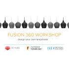 3D Hubs & Autodesk Fusion 360 Workshop Invites You to Design Your Own 3D Printable Lampshade