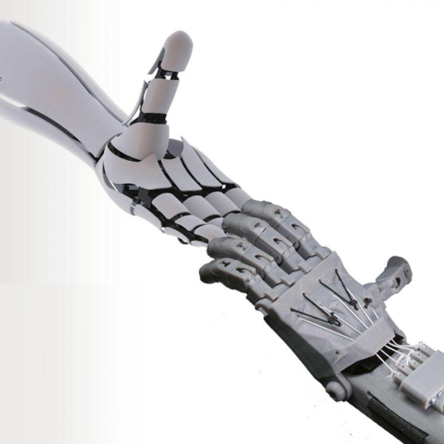 Google Funds 3D Printed Prosthetics
