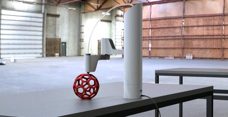 makerarm 3D printing arm