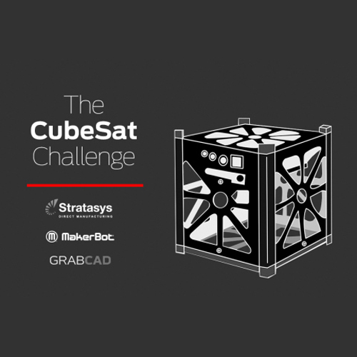 GrabCAD Challenge Asks You to Reinvent the CubeSat with 3D Printing, Change Space Research Forever
