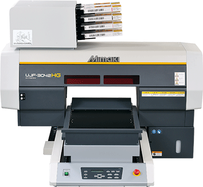 mimaki UV printer for possible 3D printing