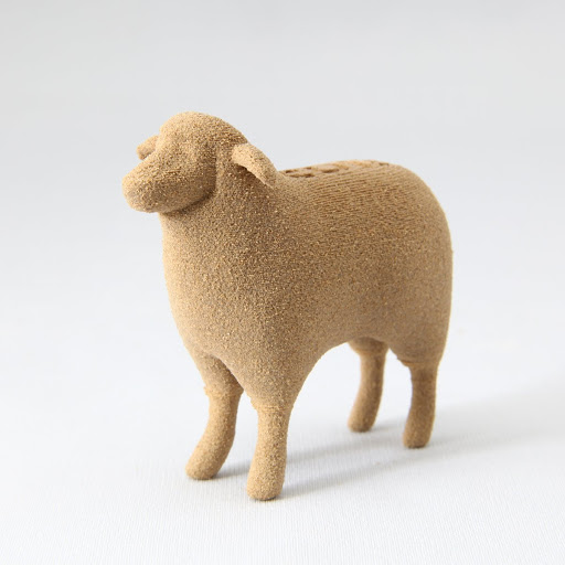 rinkak 3D printed sheep