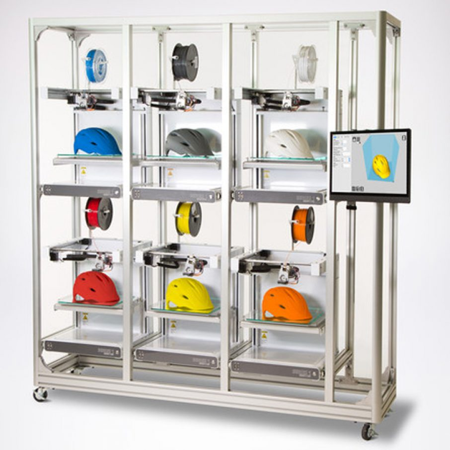 Series 1 Pro 3D Printer And Print Pod