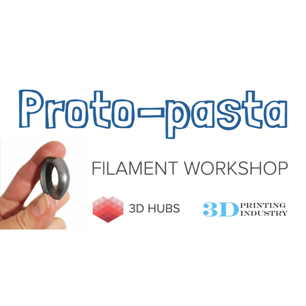 3D Hubs Proto-Pasta 3D printing specialty filament workshop