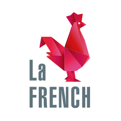 3D printable la french tech logo copy