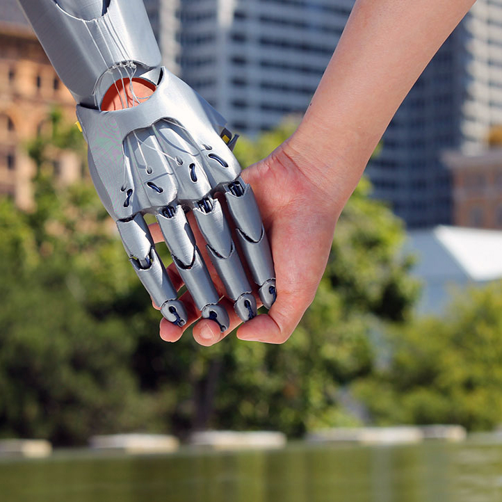3D systems e-nable 3D printed prosthetics
