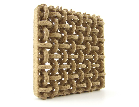 Materialise to Launch Laser Sintered Wood 3D Printing