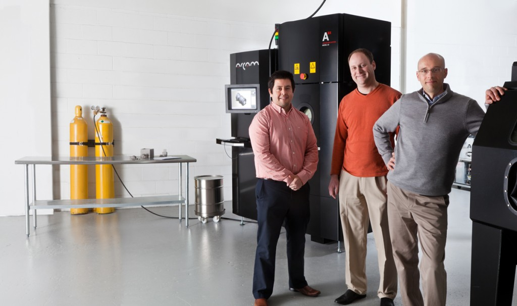 Addaero manufacturing 3D printing facility