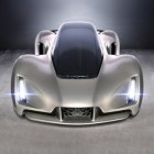 Gorgeous, Modular Supercar Made Possible by 3D Printing