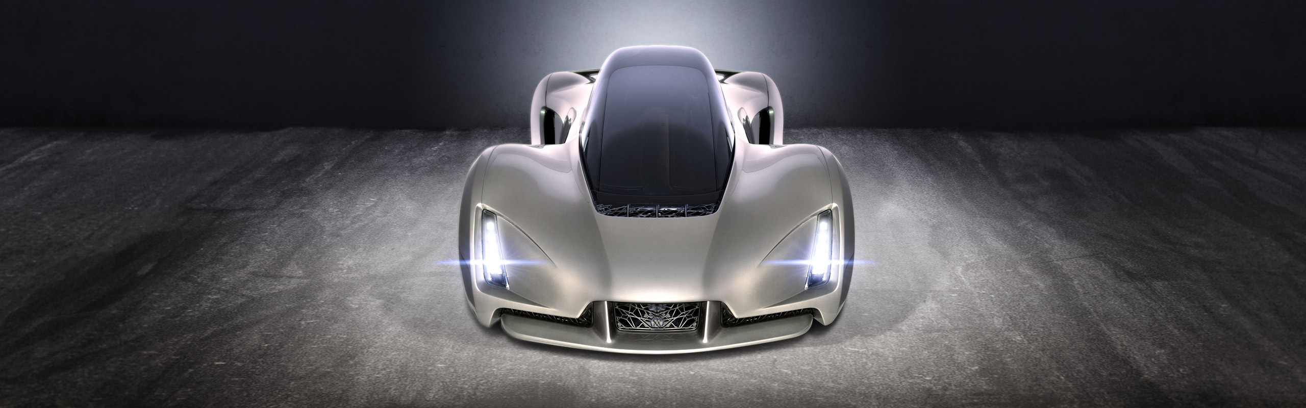 Modular Supercar Made with 3D Printing - 3D Printing Industry