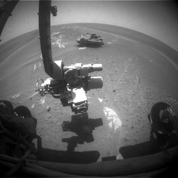Mars Rover Opportunity PIA12160_ip 3D printing Martian rock