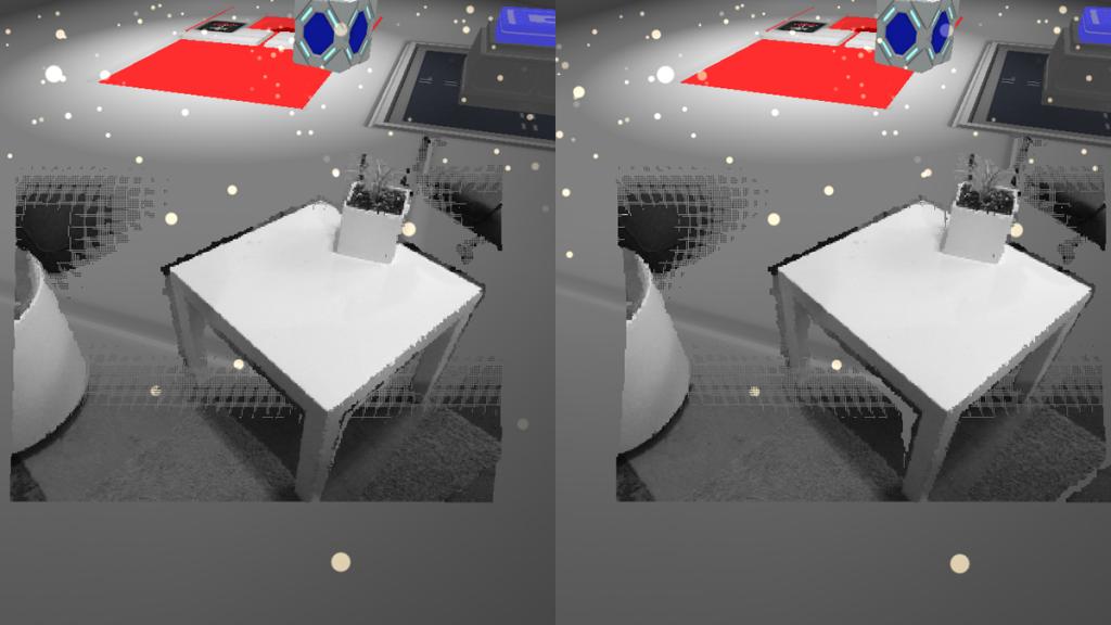 Screenshot - Real and Virtual Merged