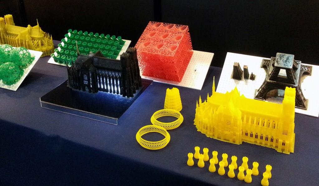 The Morpheus Resin 3D Printer at Inside 3D Printing Seoul Korea 11