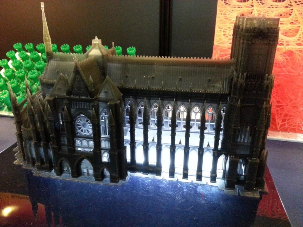The Morpheus Resin 3D Printer at Inside 3D Printing Seoul Korea 6